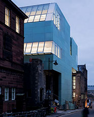 Seona Reid Building, Glasgow School of Art
