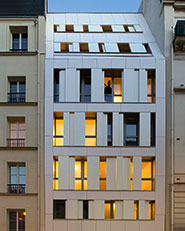 Residence Poissonniers, Paris 18e
