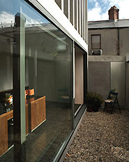Extension and renovation of a house in Dublin