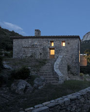"Restoration of the house ""El Bosquet"""