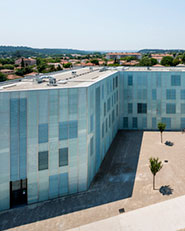 University Aix-en-Provence - extension of the faculty for Human sciences