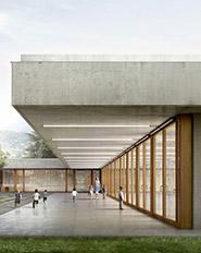 Nuova sede della scuola dell'infanzia di Tenero