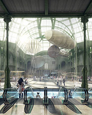 Restoration of the Grand Palais