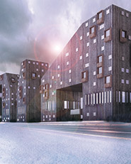 Kuopio Housing and Masterplan