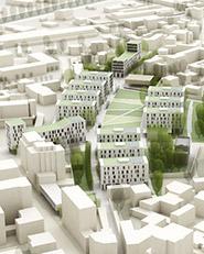 Riqualificazione urbanistica di via Fiume. Erba