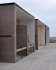 Ampliamento cimitero di Montenero di Bisaccia (CB)