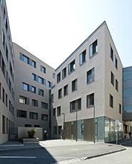 NHK - Landesamtsgebäude Niederösterreich