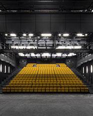 Salle de spectacle de Saint-Rémy-de-Provence