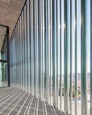 Centro Cívico y Parque Urbano en Sabadell
