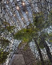 Jardin de la tour Carpe Diem