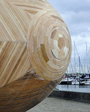 Stephen Turner's Exbury Egg