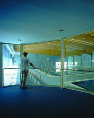 Indoor Swimming Pool in Mairena del Alcor (Sevilla)