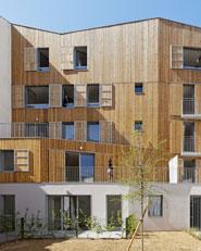 8 Housing in Pantin