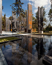 Memorial to Victims of Violence in Mexico