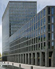 Hochhausensemble Hagenholzstraße