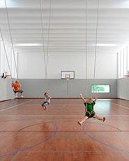 Turnhalle Schulhaus Freiestrasse