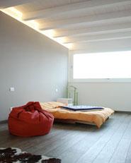 """CASA GUIDOTTI – """"piccolo attico"""""""