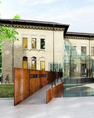 Riqualificazione ex scuole elementari da adibirsi a nuova sede municipale. Cavezzo