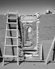 A castles of sand: 60 sandbag classrooms, Mbera Refugee Camp_Mauritania