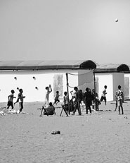 A castles of sand: 60 sandbag classrooms, Mbera Refugee Camp_Mauritania