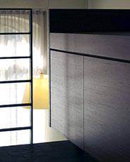 Ristrutturazione di un appartamento in Piazza dei Ciompi