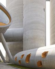 SILOS 13 – cement distribution center