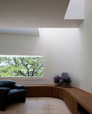 """""""House for green,breeze and light"""""""