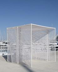 PAVILION « Sailing Cube »