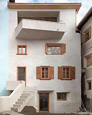 Renovation Chesa Gabriel