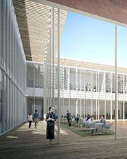 Nuovo insediamento universitario presso l'Arcispedale Sant'Anna. Cona