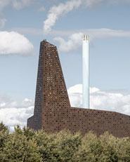 Incineration Line in Roskilde