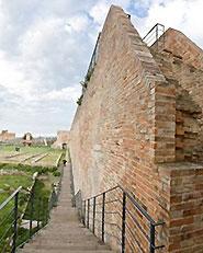 Restauro del Castello di Lucera