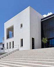 Ampliamento edificio uffici delle Cantine Settesoli a Menfi (AG)