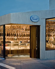 Vianda 7, Carnicería y obrador en Plaza Aurora Morales, Bargas. Toledo.