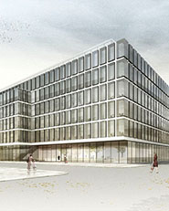 New building for the German Bundestag