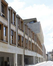 Ampliación del edificio del Consejo del Departamento y centro de congresos en Troyes