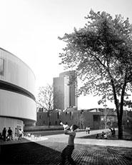 Centro Civico del quartiere Isola-Garibaldi. Milano