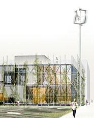 concorso internazionale di progettazione centro civico