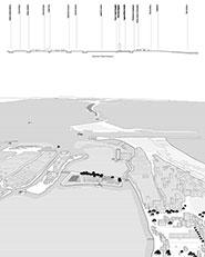 """""""Laguna Landscape"""" - Riqualificazione dell'isola del Buon Castello a Sottomarina"""