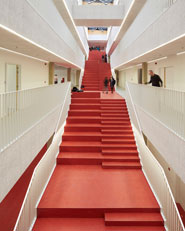 Staircase scene
