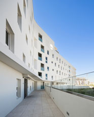 "Housing and Offices ""TASSO"" in Marseille"