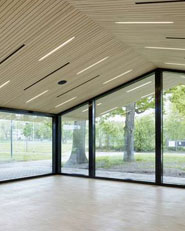 Community Hall in Oberglatt / Switzerland, 2011-14