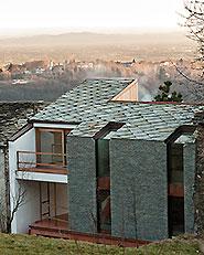 Casa di mezza montagna