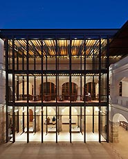 Centro Académico y Cultural San Pablo, Fundación Alfredo Harp-Helú