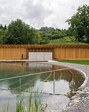 Naturbad Riehen, Natural Swimming Pool