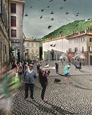 Riqualificazione di Piazza Volta – via Grassi/via Garibaldi. Como