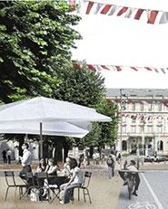 Concorso di progettazione per la riqualificazione di Piazza Roma, Piazza Grimoldi e della Via Pretorio