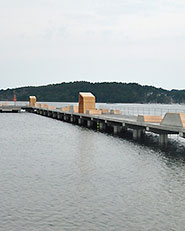 NEW BATHING PIER IN GOTHENBURG
