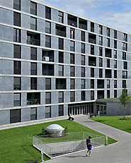 Student housing in Geneva
