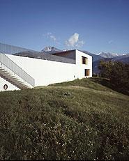 School complex in Chermignon